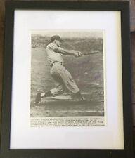 Roger Maris New York Yankees Signed 8 X 10 Wire Photo - JSA COA