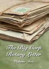 THE BIG CARP ROTARY VOLUME TWO - SPRING SALE WAS £30 NOW £7.45