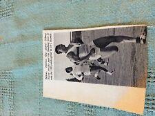 m89b ephemera 1966 london transport picture sidney nazir 100 yds sprint