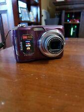 Kodak EasyShare C195 14.0MP Digital Camera - Purple- Tested Works!