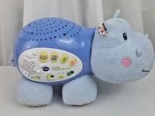 V Tech lil critters soothing starlight blue hippo