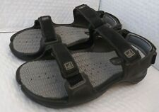 Sperry Top-Sider Mens Gray Sandals size 9