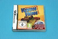 Nintendo DS Spiel - Know-How: Spielend um die Ecke denken - Komplett in OVP