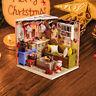 Kit di mobili in miniatura per casa delle bambole fai-da-te Giocattolo per casa