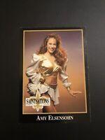 1993 N.O. Saints Dance Team NFL Cheerleader Saintsations #9 Amy Elsensohn (RARE)