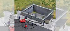 BUSCH 1079 H0 estanque de extinción de incendios - NUEVO