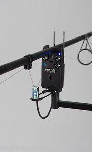 Delkim ES Indication Set - Illuminating Hanger - Blue / Indicators / Fishing