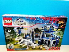 LEGO Jurassic World Indominus Rex Breakout 75919 *NEW* Dinosaurs White T-rex