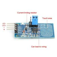 LED Capacitive Touch Dimmer Switch Module Constant Pressure PWM Control Panel