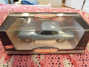 1992 ERTL AMERICAN MUSCLE 1:18 SCALE 1970 CHEVROLET SS454 LS6