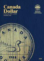 Canada Dollar No. 4, 1987-2008, Whitman Coin Folder