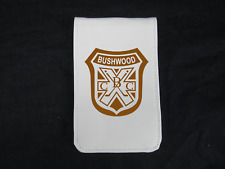 Sunfish Golf Scorecard Yardage Book Holder Cover-BUSHWOOD CC-Caddyshack!