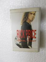 RICK PRICE HEAVEN KNOWS RARE orig CASSETTE TAPE INDIA CLAMSHELL 1993
