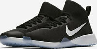 WOMENS NIKE AIR ZOOM STRONG 2 TRAINING SHOES - UK 8.5/US 11/EUR 43 - BLACK