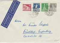 German Postal History Stamps Cover Ref: R4699