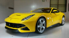 Voitures, camions et fourgons miniatures jaunes pour Ferrari 1:24