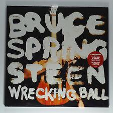 - Bruce Springsteen-Wrecking Ball ** 180gr-VINYL - 2 LP ** CD included ** NEW **