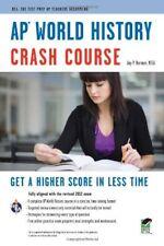AP® World History Crash Course Book + Online (Adv
