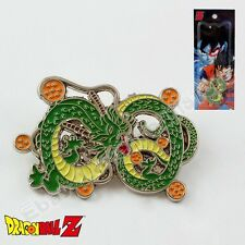 Dragonball Z Shenron 7 Crystal Balls Metal Pin Badge New In Box