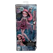Monster high poupée-haunted getting ghostly-draculaura-neuf