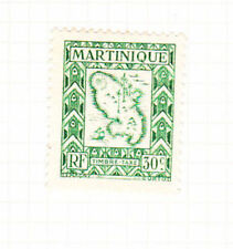 Martinique Stamp