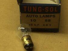 BOX Vintage TUNG-SOL 88 6-8V 15CP LIGHT Lamp NOS NIB BULBS Car OLD Truck Bus