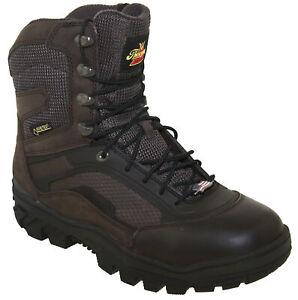 "Thorogood Men's Veracity 8"" GTX Waterproof Soft Toe Outdoor Boot Style 864-4200"