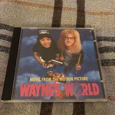 CD Wayne's World Soundtrack