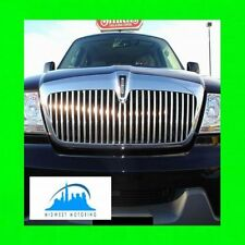 2003-2006 LINCOLN AVIATOR CHROME TRIM FOR GRILL GRILLE W/5YR WARRANTY