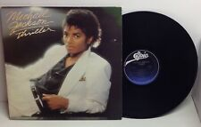 Michael Jackson: Thriller - Original 1982 Press Vinyl LP Album - Billie Jean