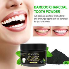 50g Natural Teeth Tooth Whitening Activated Oral Care Coal Pure Charcoal Powder