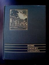 """1938 """" Home Owner's Catalog"""" w/ Lots of Colored Ads for the Home Owner*"""