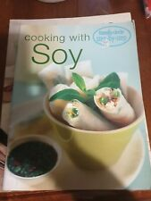 Family Circle Step By Step, Cookbooks, Large P/B GC, Cooking With Soy