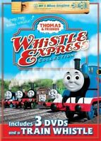 Thomas and Friends - Whistle Express Collectio New DVD