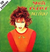 Ysa Ferrer CD Single Mes Rêves - France (EX/EX+)