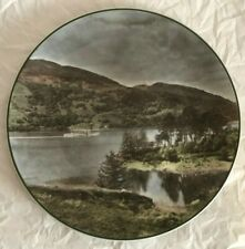 "Collectible Decorative Royal Dalton Plate ""Loch Lomond"""