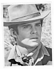 """1967 ABC TV SHOW PHOTO """"GUNS OF WILL SONNETT"""" STAR DACK RAMBO  7 X 9 ORIGINAL"""