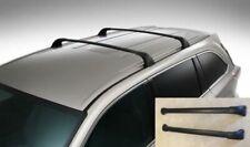 2x new cross bar roof racks for toyota kluger GX model  2014 - 2019 BLACK COLOUR