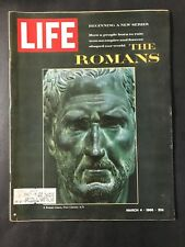 Life Magazine March 4 1966  The Romans