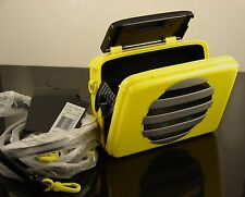 Marc Jacobs Outloud Yellow Cassette Cross Body Designer Hand Bag MSRP $348  NWT