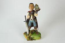 Techno Mage Muckle Resin Statue top Zustand OVP sehr selten top Zustand 36 cm