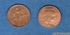 III République, 1871-1940 – 5 Centimes Daniel-Dupuis 1917 SUP +++