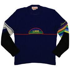 Ritva Man Warner Elektra Atlantic Records Sweater 1970s rare custom sweat shirt
