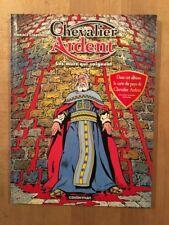 Chevalier Ardent - Les murs qui saignent - EO 2001 - Avec la carte - NEUF