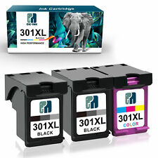 Druckerpatronen 301XL Black & Color Tinten für HP Deskjet 1010 1510 2450 5539
