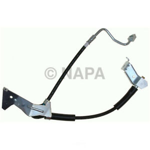 Brake Hydraulic Hose-4WD Front Right NAPA/ULTRA PREMIUM BRAKE PARTS-UP 609617