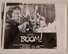 Photo ancienne 18x24 affiche CINEMA BOOM ! Paris mai 68 poster may 1968 27