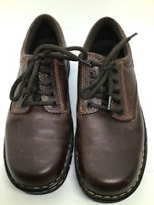 Eastland Womans Leather shoes size 8 M brown