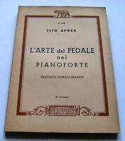 Musica - L'Arte del Pedale nel Pianoforte - Trattato teorico pratico Vol. 2 1966