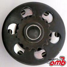 "Max Torque SS Clutch 17 Tooth 3/4"" Bore #35 Chain For Mini Bike & Go Kart Racing"